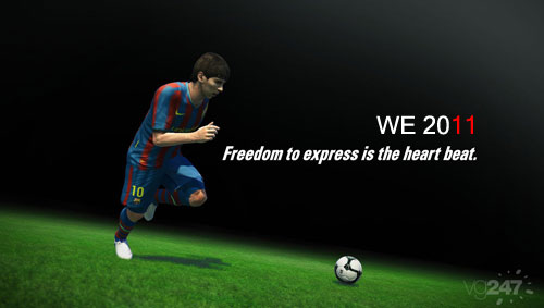 【MUL】《实况足球 2011》将多平台推出中英文整合版,10月14日上市