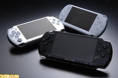【PSP】PSP-3000 4天销量14万1270台
