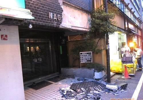 【业界】地震后秋叶原影响不是很大,部分店面关闭。