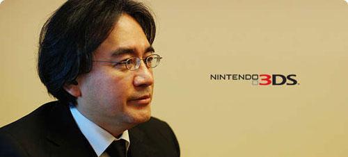 【业界】任天堂总裁岩田聪呼吁游戏开发者抵制智能手机平台