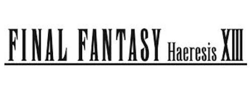 """【业界】SE放弃水晶计划作品《最终幻想H13》,成为""""迷之作品"""""""
