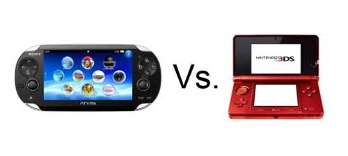 【业界】或许历史将会重演?3DS vs PSV