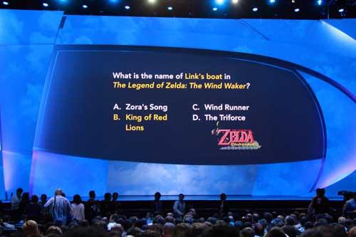 【E3 2011】美国洛杉矶E3 2011电玩盛会全程回顾(下)