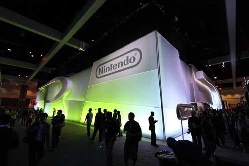 【E3 2011】任天堂E3 2011展位报道,任天堂次世代娱乐平台Wii U火爆试玩