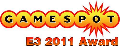 【业界】GameSpot E3 2011各项最佳游戏评选结果出炉
