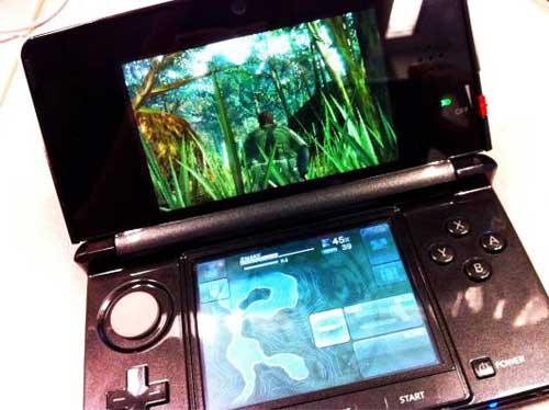 【业界】小岛秀夫虽不参加E3 2011但是《潜龙谍影3 3D》会有新料