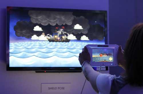 【Wii U】宫本茂表示任天堂新主机Wii U仅支持一个新手柄