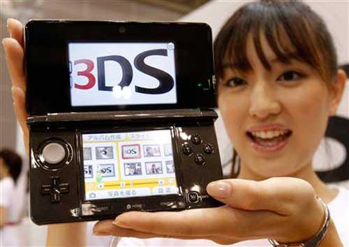【业界】任天堂3DS降价1万日元,玩家相关补偿计划公布