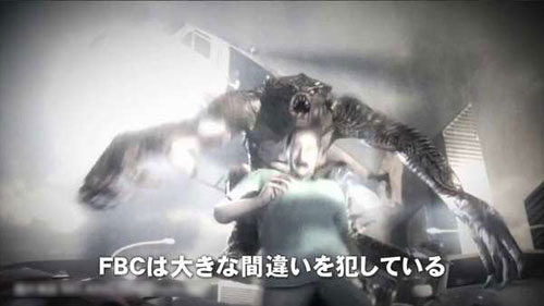 【3DS】《生化危机 启示录》官方预告片公开,毁灭的城市Terragrigia