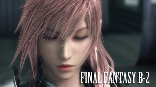 【业界】《最终幻想13-2》首周销量创全系列新低,首周过百万已经无望
