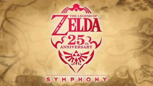"""【音乐】《塞尔达传说 天空之剑》附赠CD""""塞尔达25周年交响乐""""全碟MP3下载"""