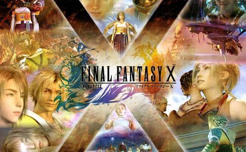 【业界】SE继续挖大坑,《最终幻想10》于PS3/PSV平台重制确定