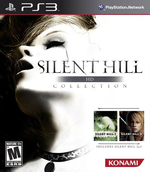 【业界】《寂静岭 HD Collection》延期至2012年3月发售