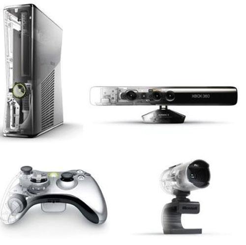 【业界】新款Xbox360或将采用透明外壳制造