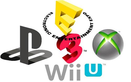【视频】E3 2012索尼、微软、任天堂、育碧、EA发布会高清视频下载