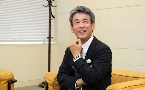 【业界】最终幻想系列25周年,桥本真司专访