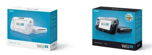 【业界】Wii U首发曝光,DVD光驱2G机身内存,游戏以及系统各占用1G