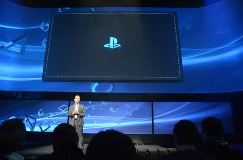 【业界】索尼PS4发布,规格一览与索尼娱乐总裁河野弘访谈