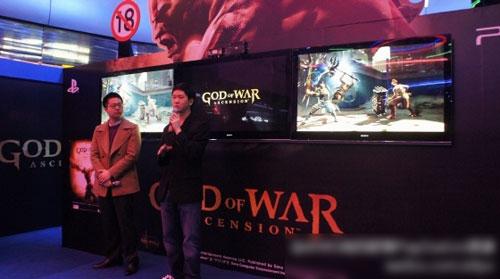 【业界】《战神》新作预定2017年发售,制作人与玩家访谈视频