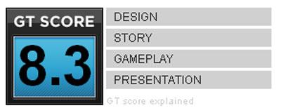 【业界】《战神 升天》GT评分8.3出炉,附历代GT评分参考