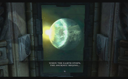 【PS3】《战神 升天》油画中神秘字符背后的秘密