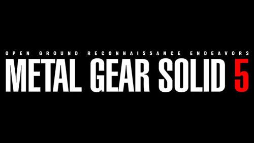 【业界】小岛秀夫TGS2013亲自试玩演示《潜龙谍影5》,27分钟视频