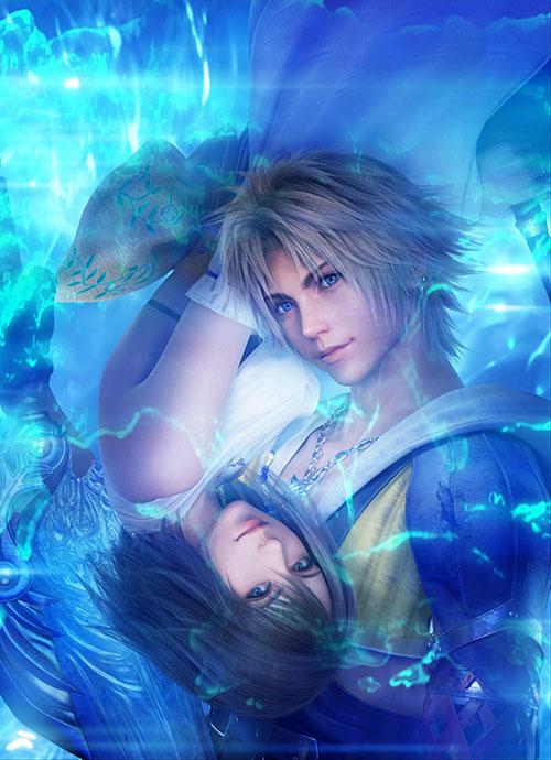 【业界】《最终幻想10/10-2》高清版首周销量开门红