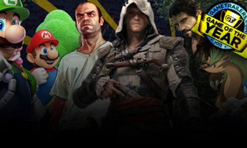 【业界】GT2013年度游戏评选,花落《最后生还者》