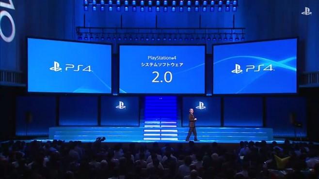 【业界】PS4 2.0系统新功能详解,多项新功能公布