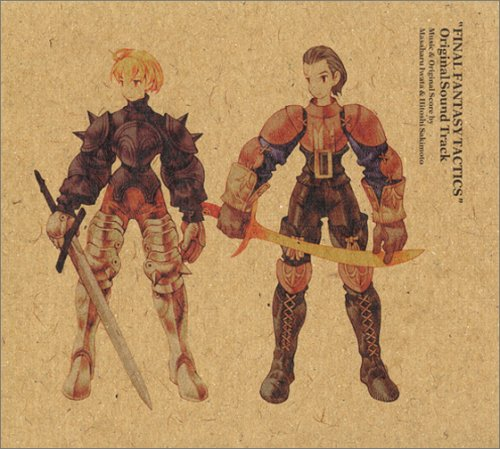 【音乐】《最终幻想战略版》原声音乐OST下载