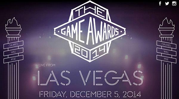 【业界】The Game Awards 2014度游戏盛典各项提名一览