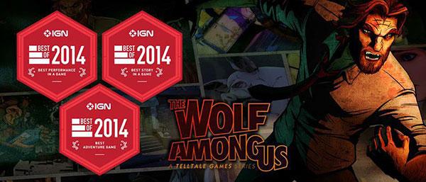 【业界】IGN2014各项最佳游戏名单公布