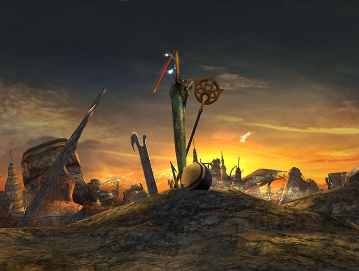 【怀旧】《最终幻想10》不走盘不使用召唤兽与OD技能无改造无水球极限攻略(四)