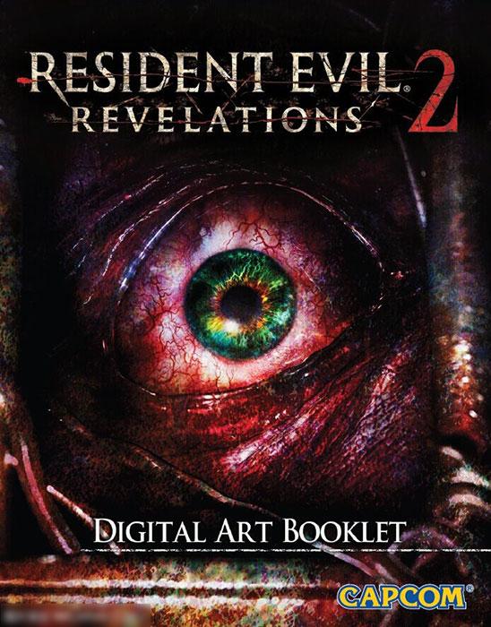 【MUL】《生化危机 启示录2》Steam版预购礼品迷你设定集和原声带
