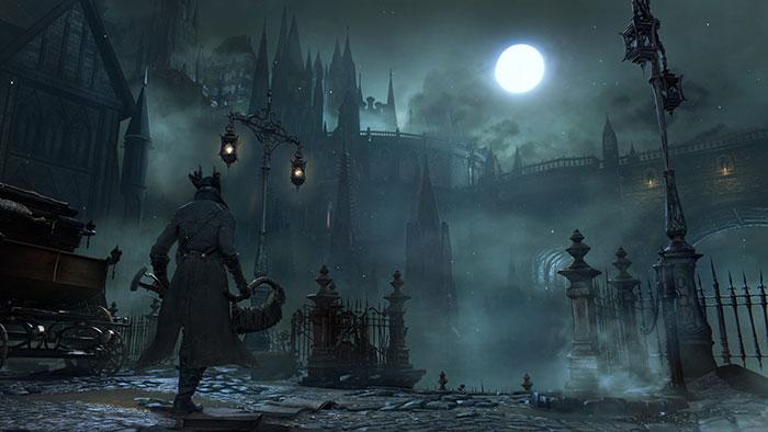 """【PS4】从《血源诅咒》谈魂系列,""""游戏性""""的本质是什么"""