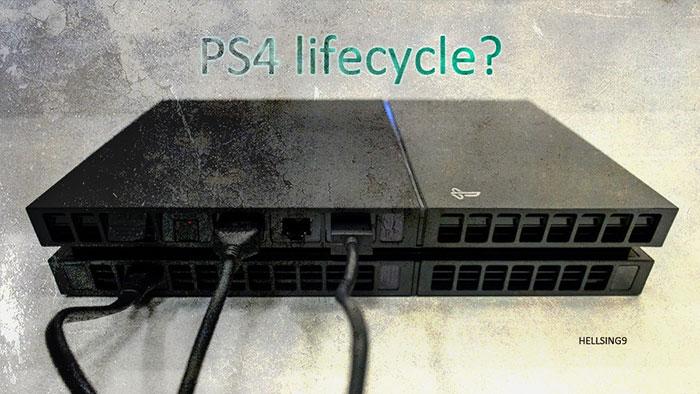 【业界】索尼官方确认PS4遭破解,呼吁玩家不要私自更改主机