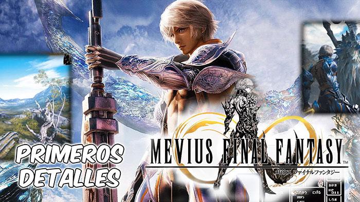 【业界】手游大厂SE发布《梅比斯最终幻想》,血统纯正FF画质突破天际