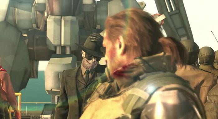 【MUL】《潜龙谍影5 幻痛》E3 2015 6分钟预告片分析