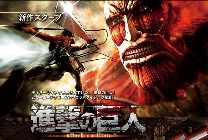 【MUL】Fami通访谈《进击的巨人》,游戏部分情况揭晓