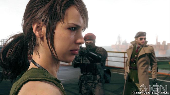 【MUL】《潜龙谍影5 幻痛》IGN评测翻译,10分满分