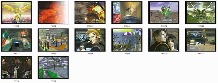 【资源】SQUARE在《最终幻想8》PC版发售前给欧洲媒体寄送的资料分享