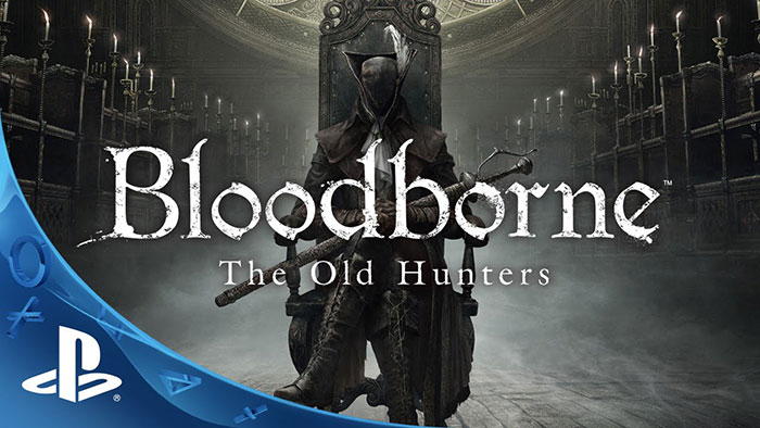 【PS4】《血源诅咒 老猎人》沉重深渊血宝石和寒冷深渊血宝石测试