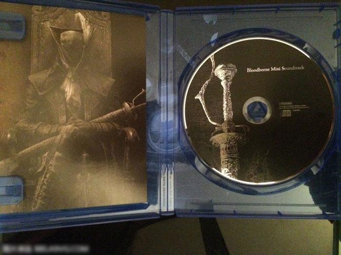 【OST】《血源诅咒 老猎人》Mini原声碟无损下载