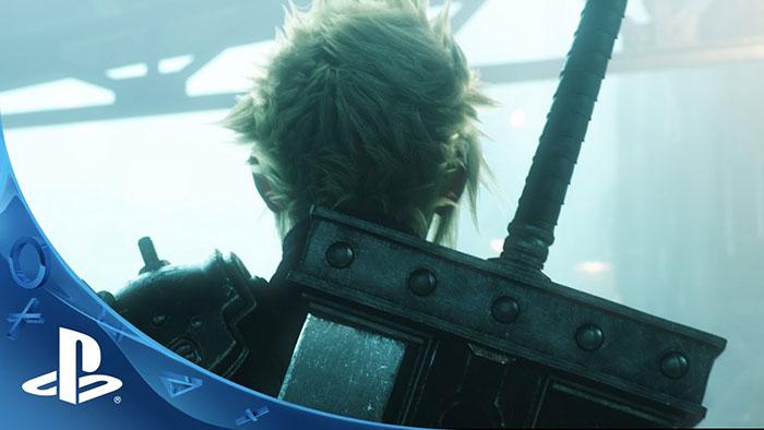 【业界】《最终幻想7 重制版》饼画的太早,2018年E3仍停留在嘴砲阶段