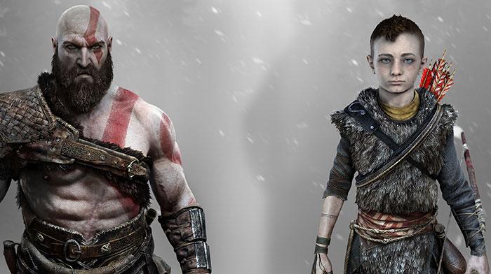 【E3 2016】《战神》重启新作总监访谈