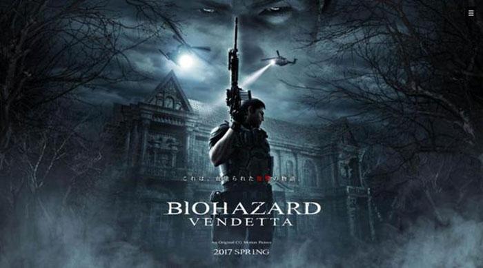 【电影】《生化危机 复仇》正式预告片,2017年5月27日公映预定