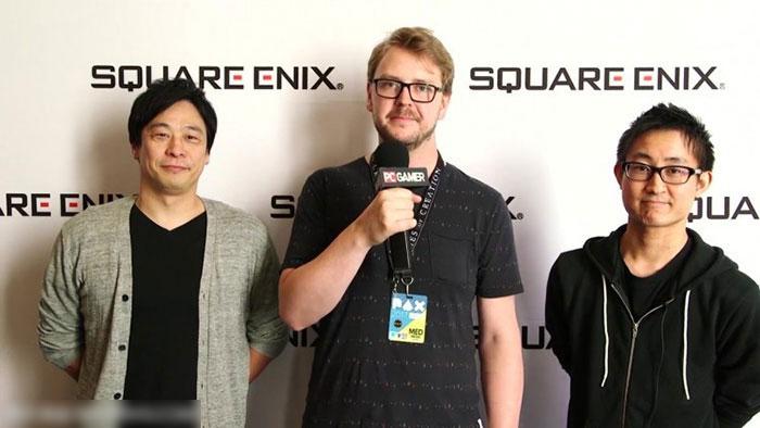 【业界】《最终幻想15》田畑端专访:我们将推出强大的MOD编辑器