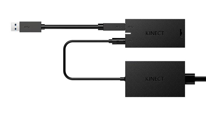 【业界】微软宣布停产Kinect专用USB转换器