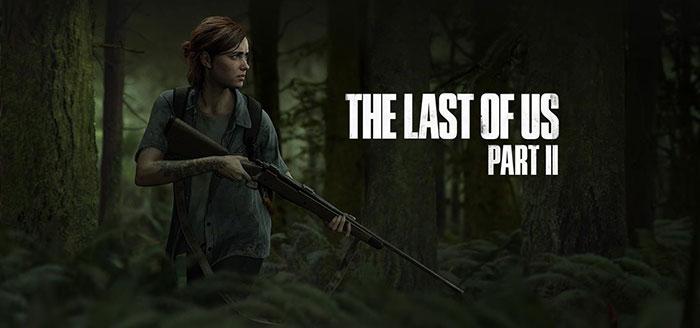 【MUL】《最后生还者2》E3 2018实机演示
