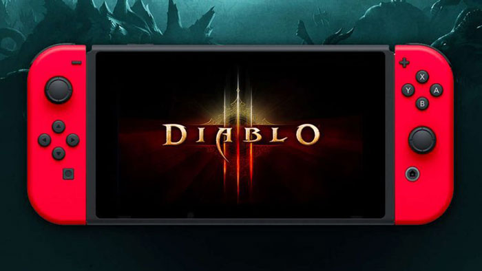 【业界】《暗黑破坏神3》Switch版IGN评测,素质令人满意